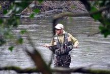 PESCA / La pesca es uno de los deportes que guardan mayor relación con la naturaleza. La celebración del Open de Pesca consiste en la pesca sin muerte, para preservar las especies de los embalses.  #DumbríaéDeporte