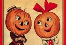 vintage Halloween cards / by Jodie Melillo