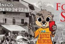 Foire de la St. Luc #Guillestre / La foire de la St. Luc est la plus importante foire des Hautes-Alpes. Avec plus de 250 forains et producteurs, cette foire ancestrale et authentique est l'événement incontournable pour découvrir la vie agricole et artisanale du territoire. Elle a lieu chaque année avant les vacances de la Toussaint.