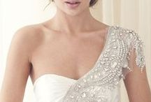 Gorgeous Gowns / The search for a dress to wear on my wedding day! / by Jennifer Campbell