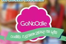 Bloggers Who Brain Break / Stories from teachers around the web who make GoNoodle their go-to for brain breaks! / by GoNoodle