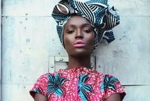 Fashion - African print fabric