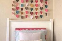 Bedroom Ideas for the Whole Family / Your room, his room, her room, baby's room, all the rooms!