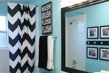 Bathroom Ideas and Decor / Bathroom ideas and styles.