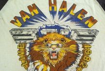 Concert t shirts / I Am a fan of concert t shirts found some of my old favs on here to pin / by Jimi