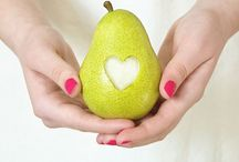 Love  p e a r s / All about Pears