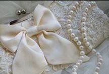 Bridal Clutch by Atelier Słodkie Migdały / Bridal bags and clutches.