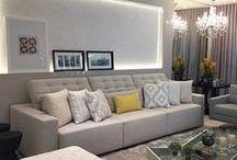 HOME | Sala de estar e jantar