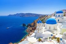 Santorini / All about Santorini.  Greece!❤️