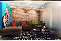Livingroom ● Salon