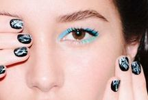 Manicuras y Nail art P/V 2016   Nail art trends spring summer 2016 / #nails #manicures2016 #beautifulnails #coolnails #runway #fashion #beauty #style #uñas #tendencias #manicuras #belleza