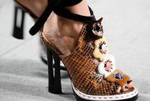 Zapatos de tendencia primavera-verano 2016 | Trend shoes Spring Summer 2016