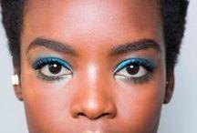 Delineados de moda 2016   Fashion eyeliners for 2016 / #makeup #trends #fashion #beauty