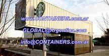 Starbucks Coffee en Containers / www.CONTAINERS.com.ar/BLOG , GLOBAL@Argentina.com , Venta de #containers #maritimos, venta de #contenedores #refrigerados y de #carga. Servicios de Comercio Exterior. #shipping +5491121905852 Twitter: @CONTAINERS / Instagram: ventadecontainers