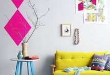 Living Room Inspiration / The living room is the key space in the house , represent it the way you want it to, here are some key looks to thrill and inspire you.   #dulux #paint #colour #livingspace #livingroom #interior #design