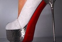 Betty-Ann's fantasy shoe collection