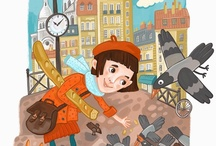Sofya Bestujeva / Illustrations, kids,