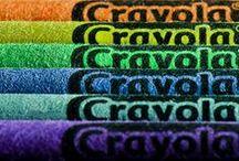 Crayons  / by Elizabeth Williamson