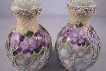 FINE PORCELINE & POTTERY & CHINA / BEAUTIFUL PIECES I HAVE CHOSEN TO PLEASE MY FOLLOWERS / by SASSY SUSAN ROE