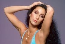 CHER / CONNNSUMATE PERFORMER / by SASSY SUSAN ROE