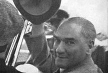 Mustafa Kemal Atatürk / The Founder of Republic of Turkey; Mustafa Kemal Atatürk!!!