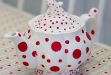 POLKA DOTS THEY MAKE YOU SMILE / DOTS, DOTS, DOTS / by SASSY SUSAN ROE