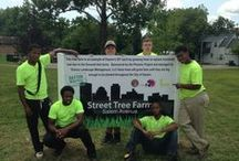 Victory Landscape Management, LLC / Victory landscape management is a micro- enterprise of the Victory Project. We provide job experience for court involved and disadvantaged youth in Dayton Ohio.