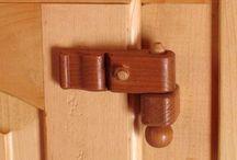 Wooden Hardware