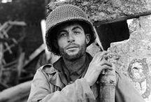 soldats alliés / portraits photo