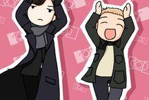 Sherlock /  Shelock & Watson