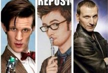 Doctor Who / DOOOOOOOOWWWWWEEEEEEEEEDOOOOOOOOOOOO