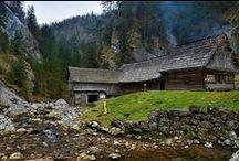 SLOVENSKO / Krásy a zaujímavosti Slovenska