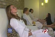 Spa Parties! / Tips, Ideas & Benefits of Spa Parties