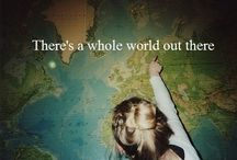 Wanderlust / Maybe some day take my camera and my friends and travel all over the world! ❤️❤️