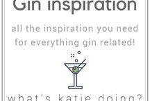 Gin inspiration / Everything gin from gin drinks, gin reviews, gin cocktails, gin events, gin tasting and mixers  #gin #ginrecipes