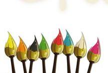 Kolory / A teraz kolorowo...makijaze w roznych odcieniach, barwach, kolorach...uwielbiam malowac