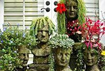 kerti ötletek, kertészkedés