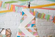 CAKE & DESSERTS / Cake inspiration for weddings, events.