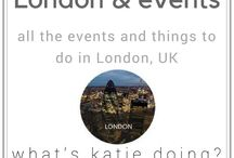 London & events / Things to do in London