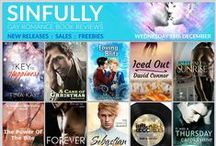 NEW RELEASES 2015 / We here at Sinfully will be bringing you updates Mondays, Wednesdays on the New Releases, Sales, Freebies and News which has caught our eye in the M/M world… and on Friday we will bring you up to date on the week's New Releases with our regular weekly, WEEKEND NEW RELEASES and #GIVEAWAY post.