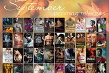 COMING SOON 2015 / Our monthly check of what's new, hot and coming soon in the M/M World. Check it out! http://sinfullymmbookreviews.blogspot.com