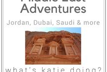 Middle East adventures / Travel in the Middle East