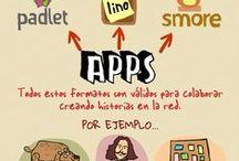 Apps educativas / Selección de apps educativas para empezar a trabajar con tablets en el aula.