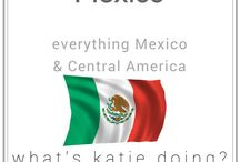 Mexico / things to see and do in Mexico & Central America