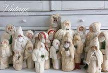 Spun cotton / popjes gemaakt van katoenen tussenvulling