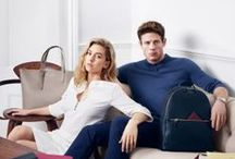 Vanessa Kirby & James Norton for Smythson / Straight from the London stage and screen, we are delighted to present Vanessa Kirby and James Norton as our brand ambassadors for 2016.