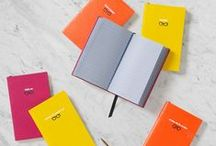 Smythson X Vahram / Our colourful collaboration with french graphic artist Vahram Muratyan.