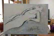 My Paintings & Drawings