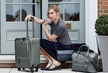 The Greenwich Collection / Introducing our first ever carry-on luggage collection.