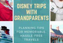 Walt Disney World / Vacation tips for the Walt Disney World resort in Orlando, Florida. WDW - Orlando - Walt Disney World - Family Travel.